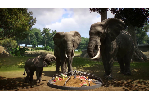 Planet Zoo - E3 2019 Trailer - YouTube