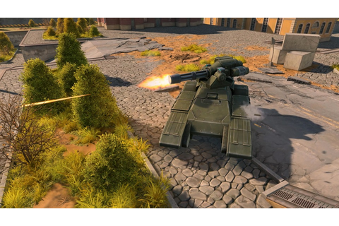 Tanki X Review and Download