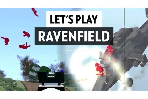 Battlefield: Lowpoly - Let's Play Ravenfield - YouTube