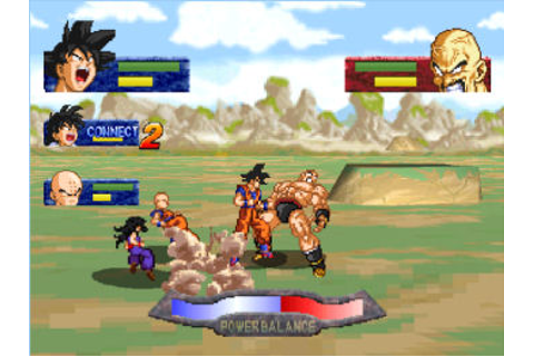 PS1 Dragon Ball Z: The Legend | animegameshd