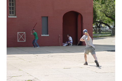 Stickball - Wikipedia