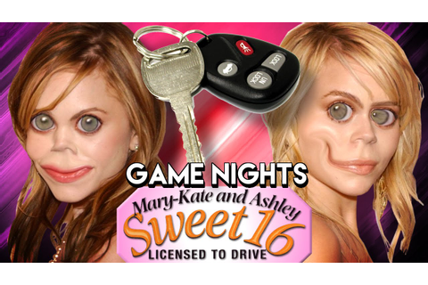 MARY-KATE VS ASHLEY | Creature Game Nights (Mary-Kate and ...