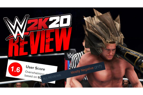 WWE 2K20 Is The WORST Wrestling Game Ever Made – Review ...