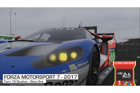 24 Heures du Mans & Video Games - YouTube