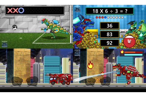 Dino Robot Battle Field - Android Apps on Google Play