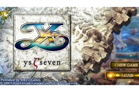 YS Seven PSP ISO - Download Game PS1 PSP Roms Isos and ...