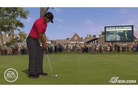 Tiger Woods 10 Screenshots, Pictures, Wallpapers - Xbox ...