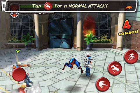 Ultimate Spider-Man: Total Mayhem (2010 video game)