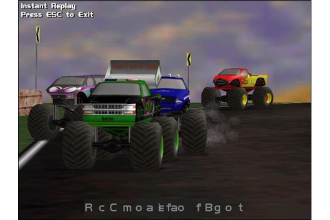 Download Monster Truck Madness 2 (Windows) - My Abandonware