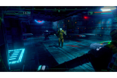 System Shock: Enhanced Edition Official Pre-Alpha Gameplay ...