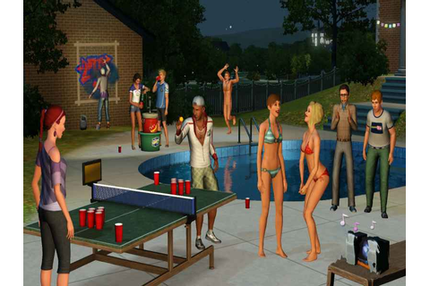 The Sims 3 University Life Game Download Free For PC Full ...