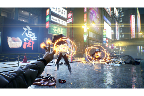 Ghostwire: Tokyo faces the unknown in new gameplay trailer ...