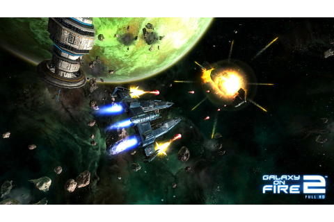 Galaxy on Fire 2 Full HD - Games.cz
