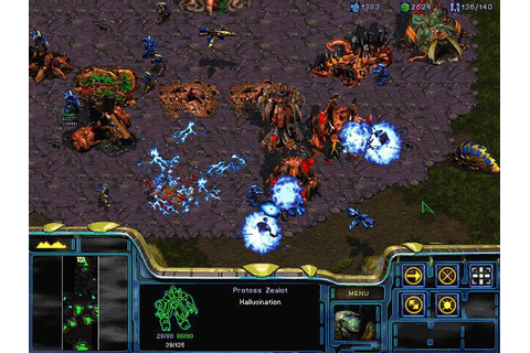 StarCraft: Insurrection on Qwant Games