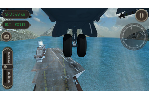 Sea Harrier Flight Simulator - Android Apps on Google Play