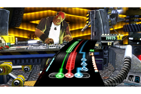DJ Hero - Game - Nintendo World Report