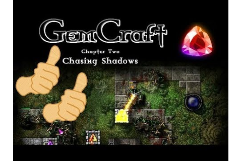 Free Game Tip - GemCraft Chasing Shadows - YouTube