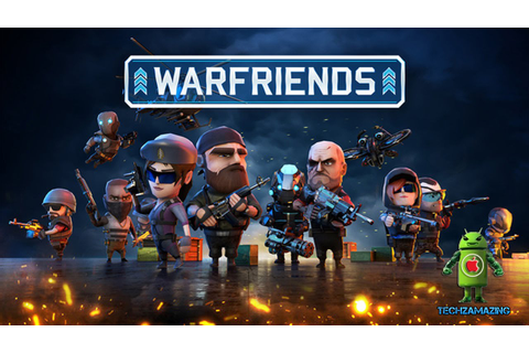 WarFriends (iOS/Android) Gameplay HD - YouTube