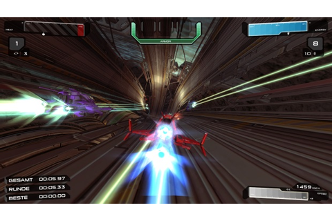 Quantum Rush Online and Quantum Rush: Champions Become One ...
