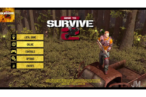 How To Survive 2 PS4: Online Multiplayer First Impressions ...