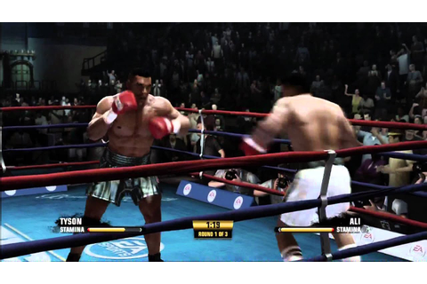 Fight Night Champion Xbox 360 Gameplay [HD] - YouTube
