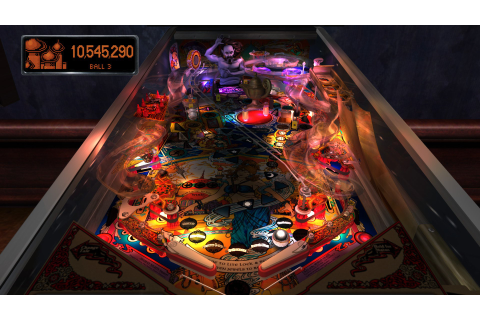 The Pinball Arcade Review (PS4) | Push Square