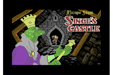 Dragon's Lair Part II: Escape from Singe's Castle ...