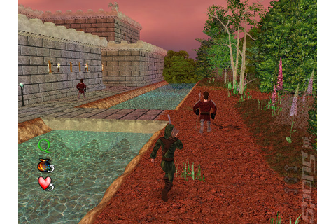 Screens: Robin Hood's Quest - PS2 (2 of 12)