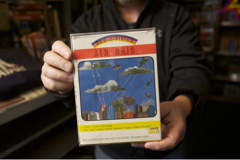 Why You Should Search Your Collection for the Air Raid Game