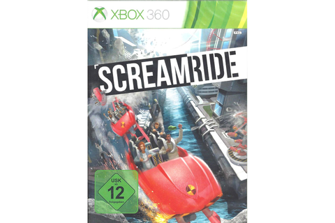 ScreamRide Xbox 360 PL | Games and consoles \ Xbox 360 ...