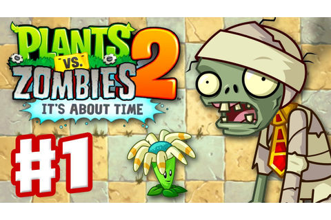Plants vs. Zombies 2: It's About Time - Gameplay ...