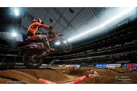 Monster Energy Supercross: The Official Videogame Is the ...