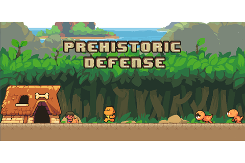 Prehistoric Defense (HTML5 Game) by NoobGames | CodeCanyon