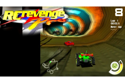 RC Revenge Pro ... (PS2) - YouTube