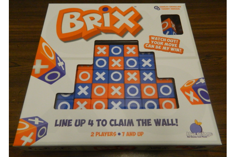 Brix Board Game Review and Rules | Geeky Hobbies