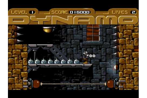 DOS Game: Captain Dynamo - YouTube