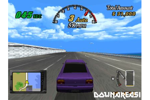 Runabout 2 PS1 ISO - Download Game PS1 PSP Roms Isos ...