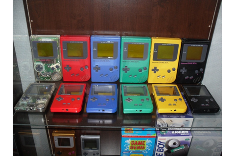 [RECH] Game boy fat couleur en loose