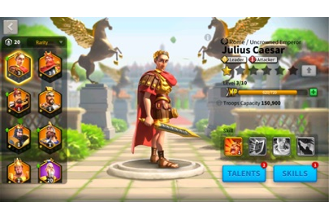 Rise of Kingdoms: Lost Crusade App Download - Android APK