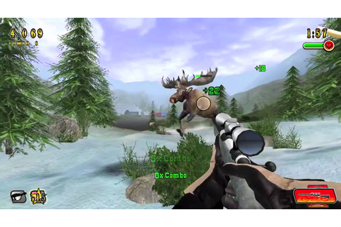 Remington Super Slam Hunting: Alaska HD video game trailer ...