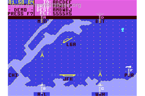 Kennedy Approach - Commodore 64 - Games Database
