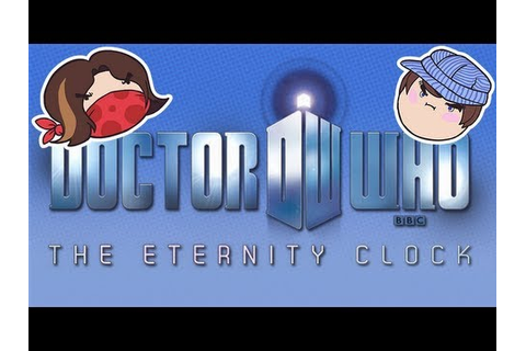Doctor Who: The Eternity Clock - Steam Train : gamegrumps