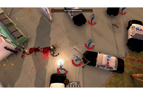There's a new Reservoir Dogs video game, and it actually ...