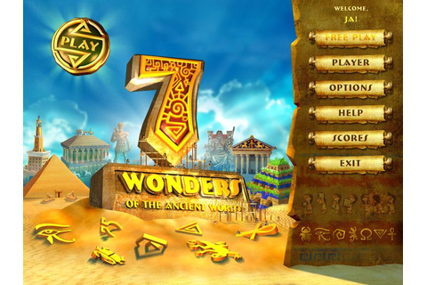 7 Wonders | J.A Technologies | Place 2 Get Full Version ...