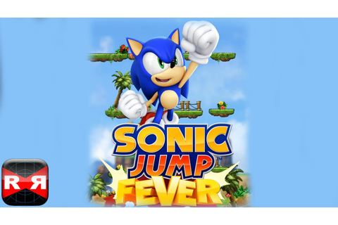 Sonic Jump Fever (by SEGA) - iOS - iPad Mini Retina ...