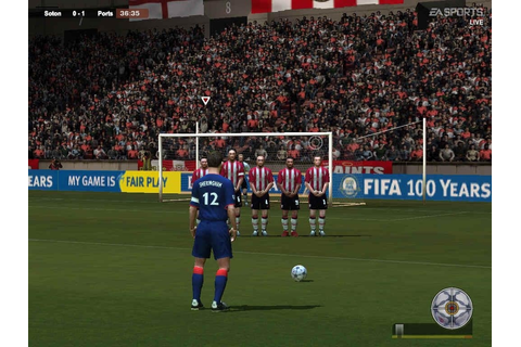 Download: FIFA 2004 PC game free. Review and video: Sports ...
