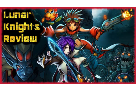 Lunar Knights Review (DS) - YouTube