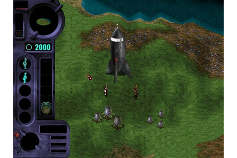 Gene Wars Download (1996 Strategy Game)