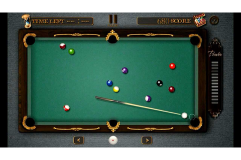 Pool Master Pro Android Game Play (HD) - YouTube
