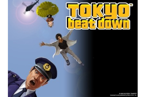 Tokyo Beat Down wallpaper. Featuring Touch... - Tiny ...